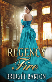 Regency Hearts - Book Cover