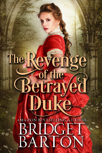 Regency Romance Author Bridget Barton - Homepage